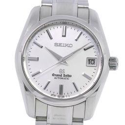 SEIKO セイコー グランドセイコー 9S65-00B0 SBGR051 ステンレススチール シルバー 自動巻き メンズ シルバー文字盤 腕時計【中古】A-ランク