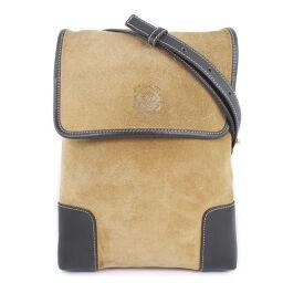 LOEWE Loewe suede tea ladies shoulder bag [used]