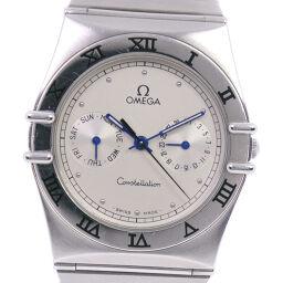 <html>    <body>   OMEGA オメガ コンステレーション ステンレススチール クオーツ メンズ シルバー文字盤 腕時計【中古】        </body> </html>