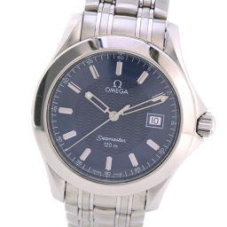 OMEGA Omega Seamaster 120M 2511.81 Stainless Steel Quartz Mens Blue Dial Watch [Pre]