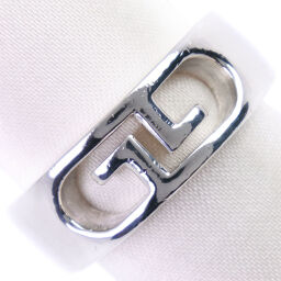 GUCCI Gucci Silver 925 No. 16 Unisex Ring / Ring [Used] A-Rank