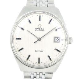 OMEGA オメガ デヴィル/デビル 166051-TOOL107 ステンレススチール 自動巻き メンズ シルバー文字盤 腕時計【中古】