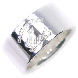 GUCCI Gucci Silver 925 No. 9 Ladies Ring / Ring [Used] A rank