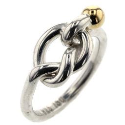 ティファニー TIFFANY&Co. フック&アイ リング・指輪  シルバー925 8号 シルバー レディース K00113816