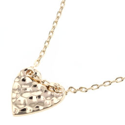 Star Jewelry STAR JEWELRY Heart Necklace K10 Yellow Gold Gold Ladies K00304401