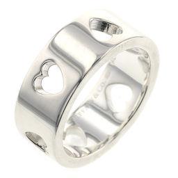 ティファニー TIFFANY&Co. ハート  リング・指輪  シルバー925 13.5号 シルバー レディース K00511158