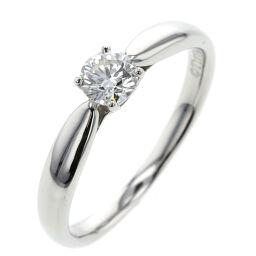 ティファニー TIFFANY&Co. ハーモニー D0.26ct リング・指輪  プラチナPT950/ダイヤモンド ダイヤモンド0.26ct 9号 シルバー レディース K00613611
