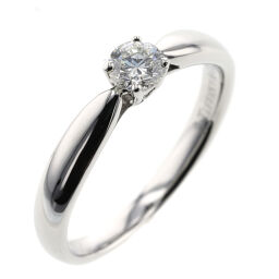 ティファニー TIFFANY&Co. ハーモニー 0.23ct リング・指輪  プラチナPT950/ダイヤモンド ダイヤモンド0.23ct 9号 シルバー レディース K00613615