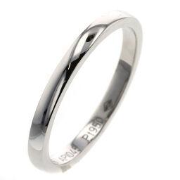 カルティエ CARTIER バレリーナ ウェディング 約2.1mm リング・指輪  16号 シルバー メンズ K00713182