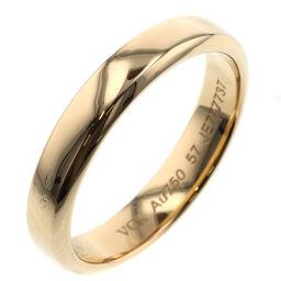 ヴァンクリーフ&アーペル Van Cleef & Arpels トゥージュール マリッジ 幅約4mm リング・指輪  K18イエローゴールド 17号 ゴールド メンズ K00713215
