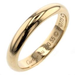 カルティエ CARTIER ウェディング 幅約3.5mm リング・指輪  K18イエローゴールド 15号 ゴールド メンズ K00713264