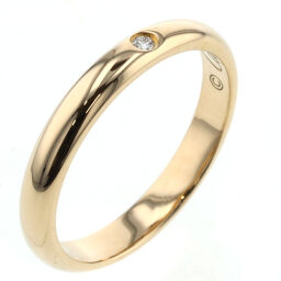 <html>    <body>   カルティエ CARTIER 1895 ウェディング 1P 約2.5mm リング・指輪 B4057600 K18イエローゴールド/ダイヤモンド ダイヤモンド0.01ct 6号 ゴールド レディース K00813716  </body> </html>