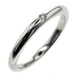 Bvlgari BVLGARI Feddy 1P Ring / Ring Platinum PT950 / Diamond Diamond No. 9 Silver Ladies K00813739