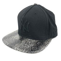 ニューエラ NEW ERA MLB ヤンキース 野球帽 帽子  コットン/ポリエステル ブラック レディース K00912926
