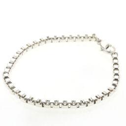 Tiffany TIFFANY & Co. Venetian Bracelet Silver 925 Silver Ladies K00915975