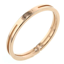 Gucci GUCCI Infinity Ring / Ring K18 Pink Gold No. 18 Gold Men's K01202289