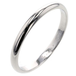 <html>    <body>   カルティエ CARTIER ウェディング 幅約2.5mm リング・指輪 プラチナPT950 21号 シルバー メンズ K10120674        </body> </html>