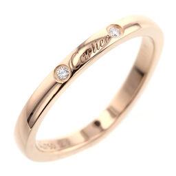 <html>    <body>   カルティエ CARTIER バレリーナ ウェディング 3P 約2mm リング・指輪 B4098600 K18ピンクゴールド/ダイヤモンド ダイヤモンド0.01ct 7号 ゴールド レディース K10120681        </body> </html>
