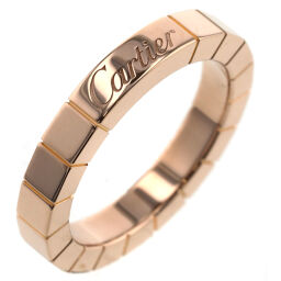 Cartier CARTIER Raniere Ring / Ring K18 Pink Gold No. 7 Gold Ladies K10120709