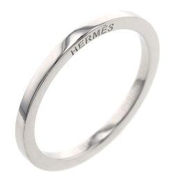 <html>    <body>   エルメス HERMES ウェディング PM リング・指輪 H119806B 00050 プラチナPT950 7号 シルバー レディース K10120770        </body> </html>