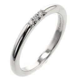<html>    <body>   ティファニー TIFFANY&amp;Co. クラシックバンド 3PD 幅約2mm リング・指輪 プラチナPT950/ダイヤモンド ダイヤモンド 7号 シルバー レディース K10203876        </body> </html>