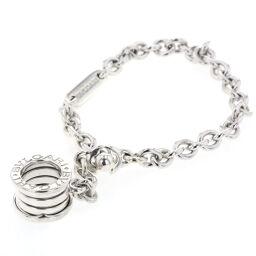 Bvlgari BVLGARI BVLGARI One Bracelet Silver 925 Silver Ladies K10216025