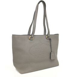 Prada PRADA Vittello Phoenix Tote Bag 1BG100 Leather ARGILLA Greige Ladies K10217181