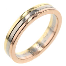 Cartier CARTIER Trinity Wedding Rings / Rings B4052200 K18 White Gold / K18 Yellow Gold / K18 Pink Gold No. 9 Gold Ladies K10219121