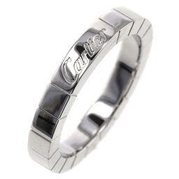 <html>    <body>   カルティエ CARTIER ラニエール 幅約3mm リング・指輪 K18ホワイトゴールド 10号 シルバー レディース K10223221        </body> </html>