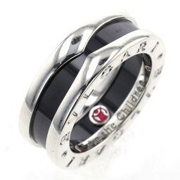 <html>    <body>   ブルガリ BVLGARI ビーゼロワン セーブザチルドレン チャリティ リング・指輪 シルバー925/黒セラミック 7号 シルバー レディース K10302251        </body> </html>