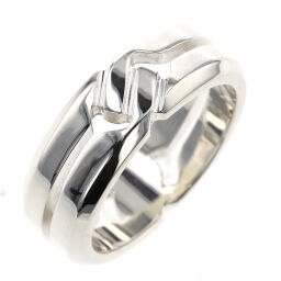 Gucci GUCCI knot width about 7mm ring / ring silver 925 12.5 silver ladies K10309293