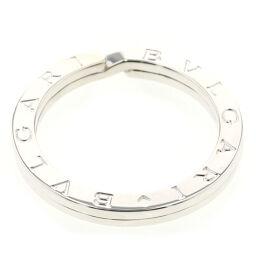Bulgari BVLGARI Bulgari Bulgari Key Ring Silver 925 Silver Men's K10309312