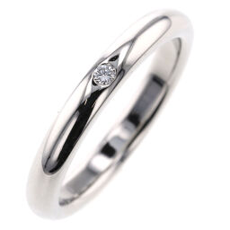 <html>    <body>   ティファニー TIFFANY&amp;Co. スタッキングバンド 1P 幅約2.7mm リング・指輪 プラチナPT950/ダイヤモンド ダイヤモンド 10号 シルバー レディース K10329796        </body> </html>