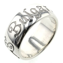 Bvlgari BVLGARI Save the Children Charity Ring / Ring Silver 925 11.5 Silver Ladies K10608387