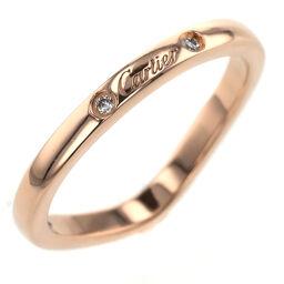 "<html lang=""ja"">    <body>   カルティエ CARTIER バレリーナ カーブ ウェディング 3P 幅約2mm リング・指輪 B4098600 K18ピンクゴールド ダイヤモンド 8号 ゴールド レディース K10721080        </body> </html>"