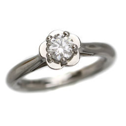 シャネル CHANEL 0.33ct E VVS1 3EX NONE  リング・指輪 カメリア  プラチナPT950 ダイヤモンド0.33ct 7号 レディース K70713391