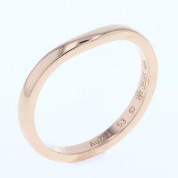 カルティエ CARTIER バレリーナ ウエディング リング・指輪 13号  PG750 13号 ピンクゴールド レディース K80110031
