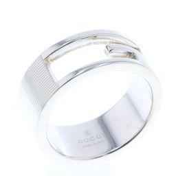 グッチ GUCCI G ロゴ リング・指輪  シルバー925 13号 シルバー レディース K80127096