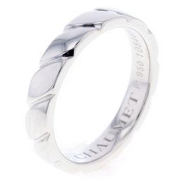 ショーメ Chaumet トルサード  リング・指輪  プラチナPT950 17号 シルバー メンズ K80613028