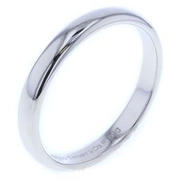 ティファニー TIFFANY&Co. スタッキングバンド ウェデイング 15.5号 リング・指輪  プラチナPT950 15.5号 シルバー メンズ K80713323