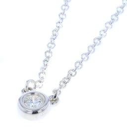 ティファニー TIFFANY&Co. バイザヤード 1P ペレッティ ネックレス  シルバー925/ダイヤモンド ダイヤモンド0.07ct シルバー レディース K80713364
