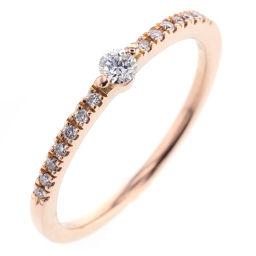 スタージュエリー STAR JEWELRY ダイヤモンド0.10ct リング・指輪 2ZR1344 マイクロセッティング エタニティ  K18ピンクゴールド/ダイヤモンド ダイヤモンド0.1ct 7号 ゴールド レディース K81017166