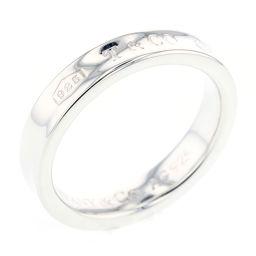 ティファニー TIFFANY&Co. 1837 リング・指輪  シルバー925 11.5号 シルバー レディース K81023202