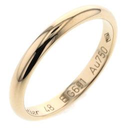 カルティエ CARTIER 1895 ウェディング 2.5mm リング・指輪  K18イエローゴールド 8号 ゴールド レディース K81023345