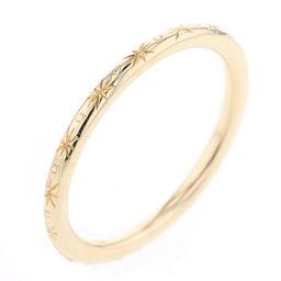 アーカー AHKAH エクラ S 9号 リング・指輪  K10イエローゴールド 9号 ゴールド レディース K81023391