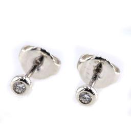 ティファニー TIFFANY&Co. バイザヤード ピアス  シルバー925/ダイヤモンド シルバー レディース K81023397