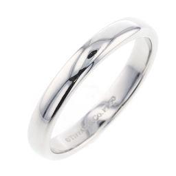 ティファニー TIFFANY&Co. ルシダバンド 3mm  リング・指輪  プラチナPT950 14号 レディース K81023407