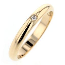 カルティエ CARTIER ウェディング 2.5mm 1P リング・指輪  K18イエローゴールド/ダイヤモンド 7号 ゴールド レディース K81113562
