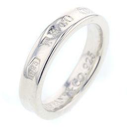 ティファニー TIFFANY&Co. 1837 ナロー 4mm リング・指輪  シルバー925 10号 シルバー レディース K81123662