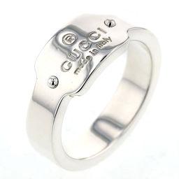 グッチ GUCCI ロゴ 15号  リング・指輪  シルバー925 15号 シルバー メンズ K81123711